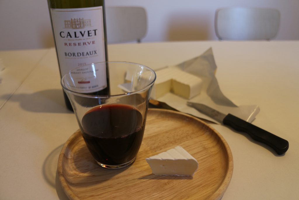 プレジデント 白カビ ワイン