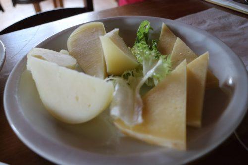 チーズテイスティング