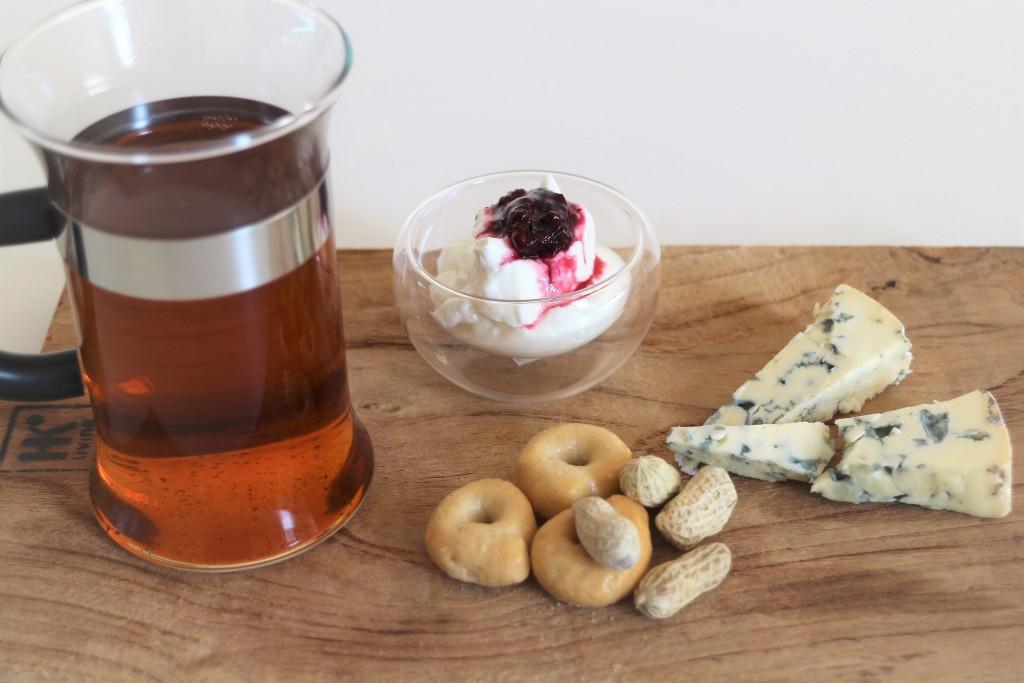 チーズプレートティータイム