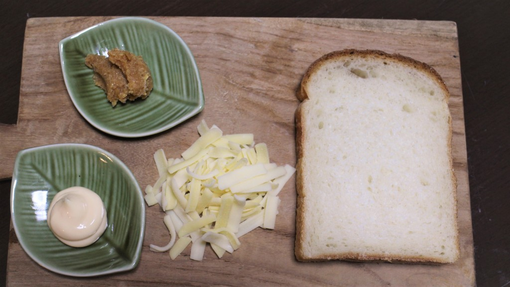 マヨ味噌チーズレシピ
