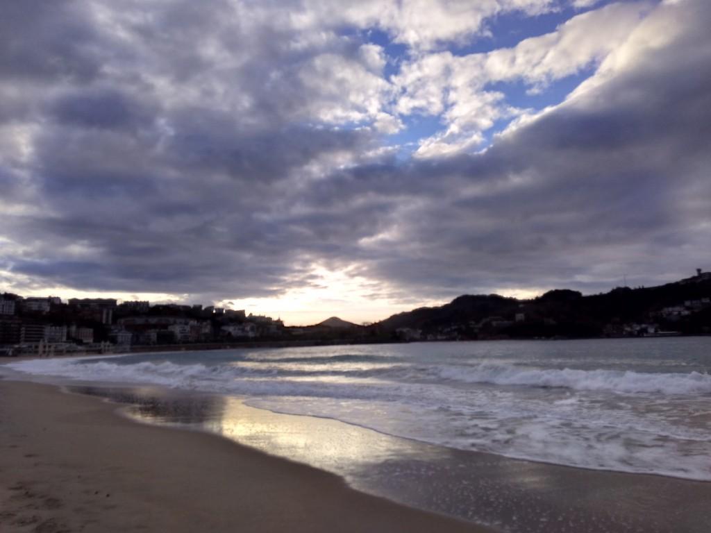 コンチャ海岸