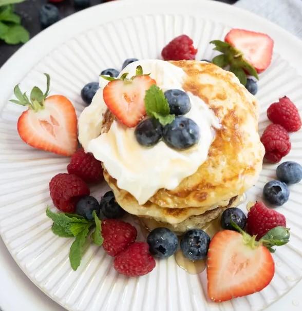 Quark-Pancakes
